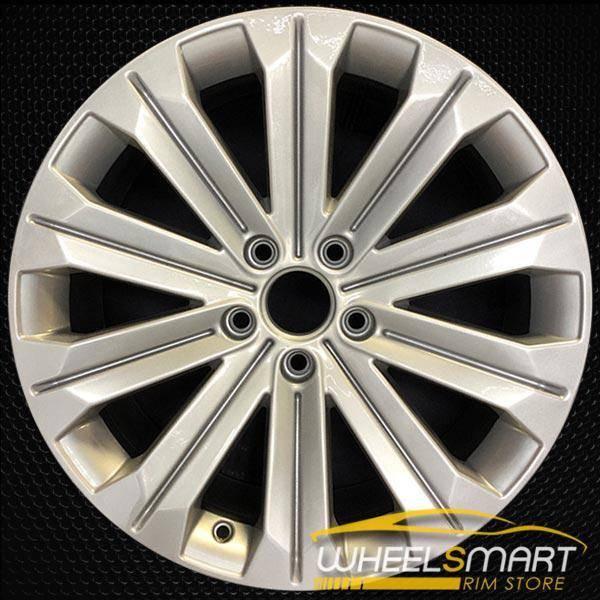 "18"" Volkswagen VW Passat OEM wheel 2012-2015 Silver alloy stock rim ALY69969U20"