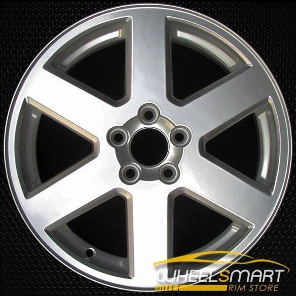 "17"" Volvo XC90 OEM wheel 2003-2012 Silver alloy stock rim ALY70263U20"