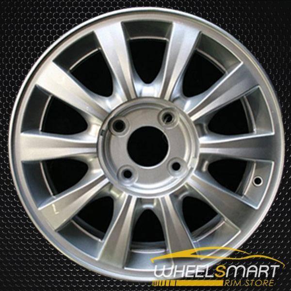 """16"""" Hyundai Sonata OEM wheel 2002-2005 Silver alloy stock rim ALY70695U20"""