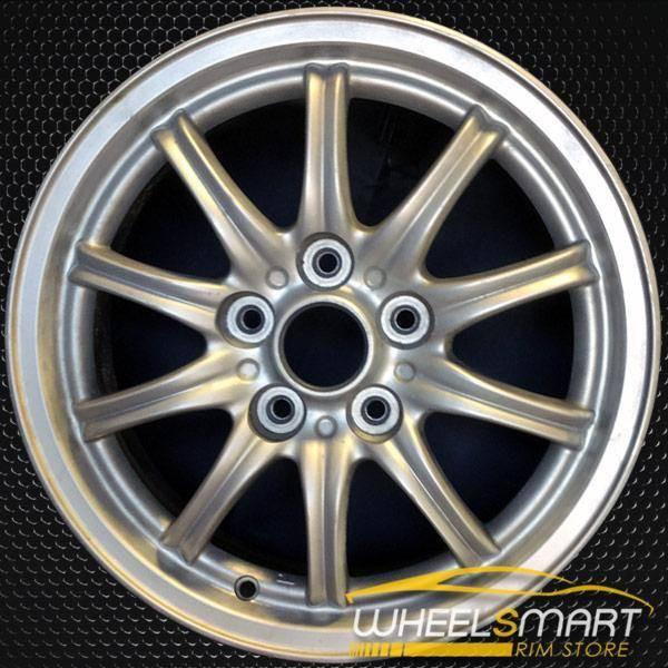 "16"" Hyundai XGSeries OEM wheel 2001-2005 Silver alloy stock rim ALY70697U20"
