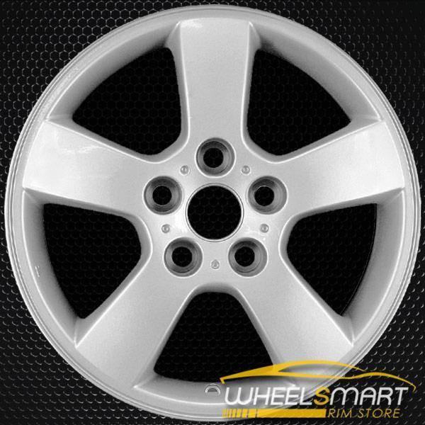 """16"""" Hyundai Tucson OEM wheel 2007-2009 Silver alloy stock rim ALY70713U20"""