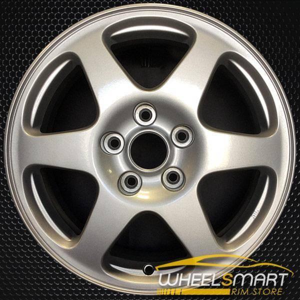 """16"""" Hyundai Sonata OEM wheel 2006-2008 Silver alloy stock rim ALY70728U20"""