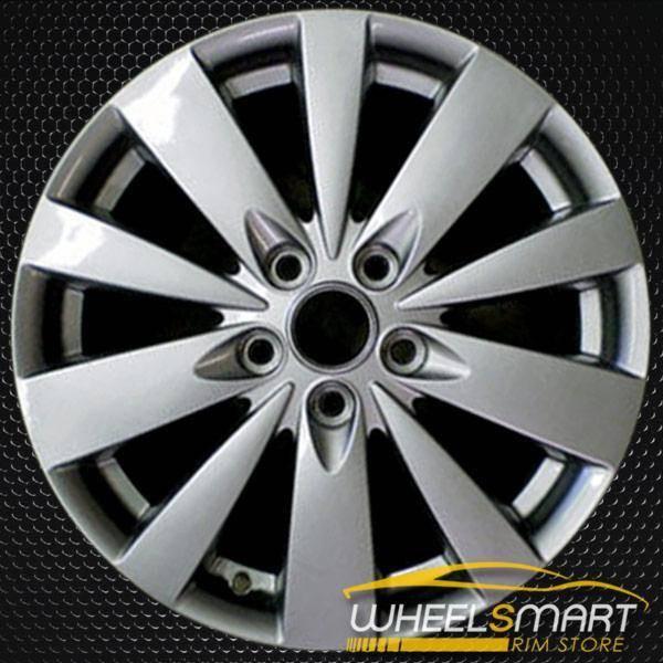 """17"""" Hyundai Sonata OEM wheel 2009-2010 Silver alloy stock rim ALY70767U20"""