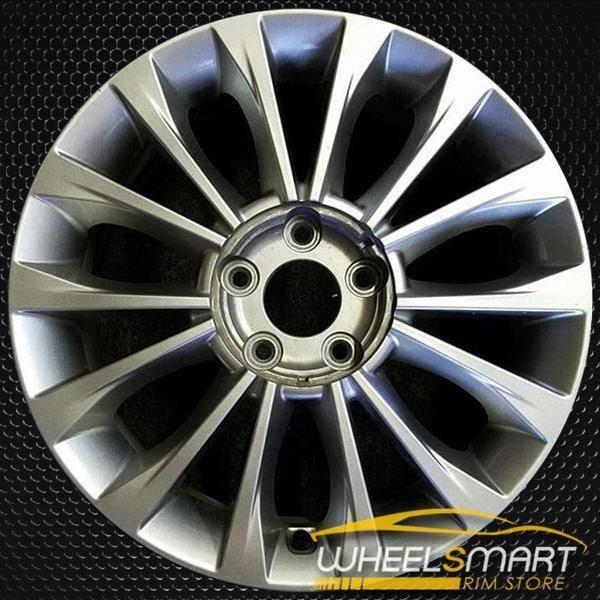 """17"""" Hyundai Sonata OEM wheel 2015-2017 Silver alloy stock rim ALY70876U20"""