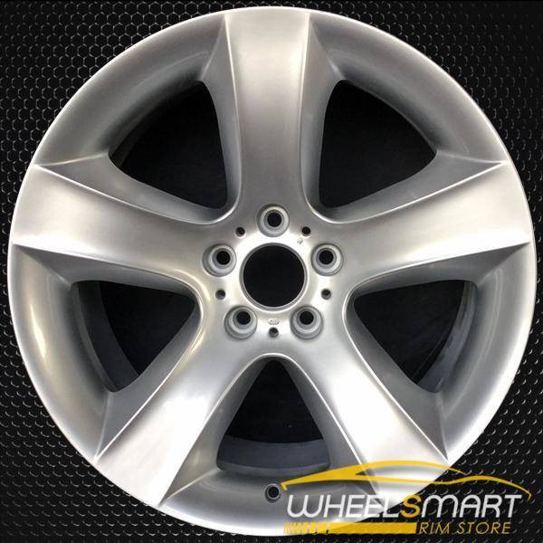 "19"" BMW X6 OEM wheel 2008-2014 Silver alloy stock rim ALY71278U20"
