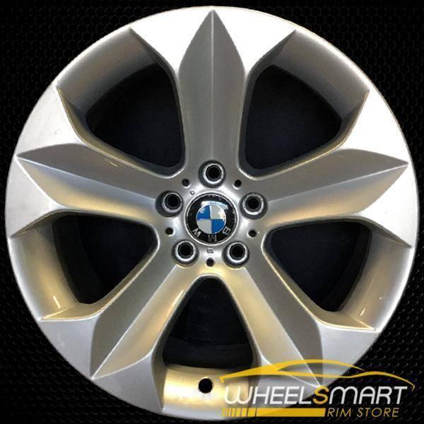 "19"" BMW X6 OEM wheel 2008-2014 Silver alloy stock rim ALY71280U20"