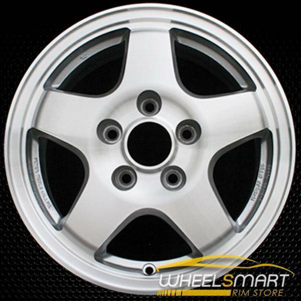 "15"" Acura Legend OEM wheel 1991-1992 Machined alloy stock rim ALY71650U10"