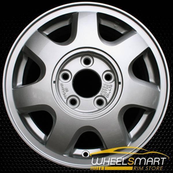 "15"" Acura Legend OEM wheel 1991-1995 Silver alloy stock rim ALY71651U10"