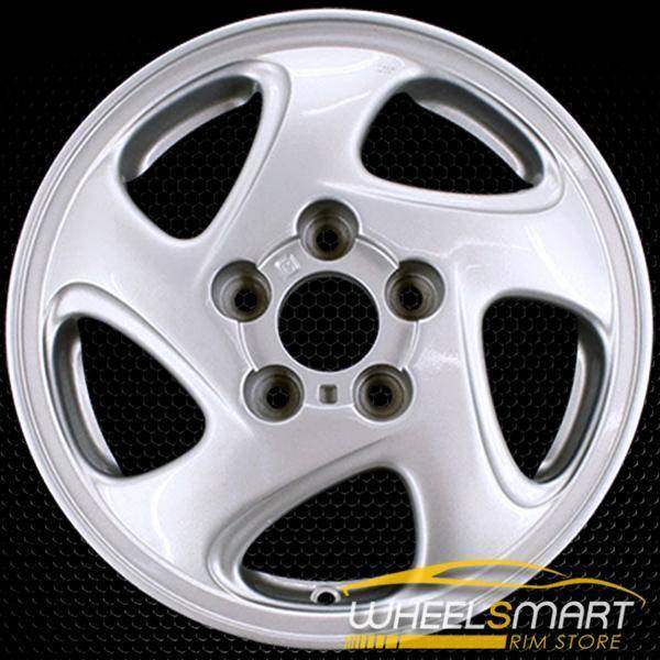 "15"" Acura TL OEM wheel 1996-1998 Machined alloy stock rim ALY71669L10"