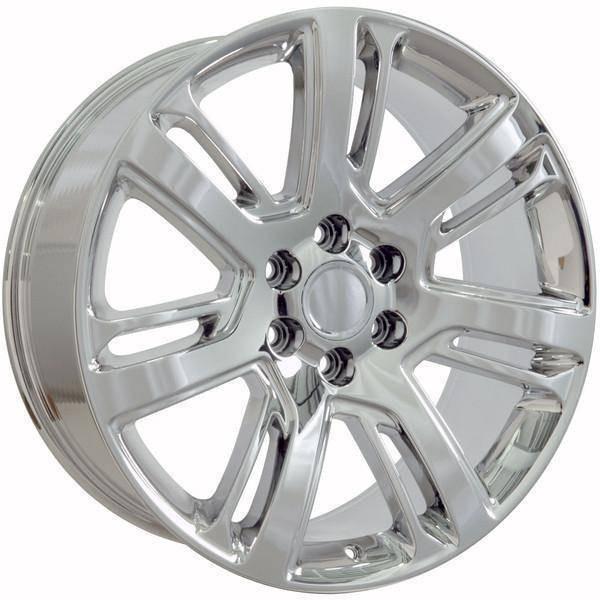 "22"" Chevy C2500 replica wheel 1988-2000 Chrome rims 9506438"
