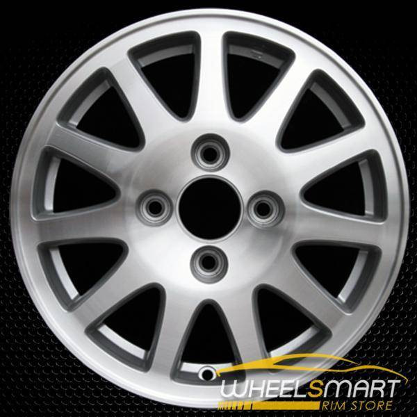 "15"" Acura TL OEM wheel 1997-1998 Machined alloy stock rim ALY71708U10"