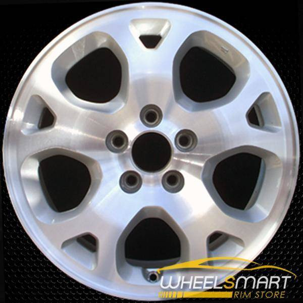 "17"" Acura MDX OEM wheel 2001-2002 Machined alloy stock rim ALY71712U10"