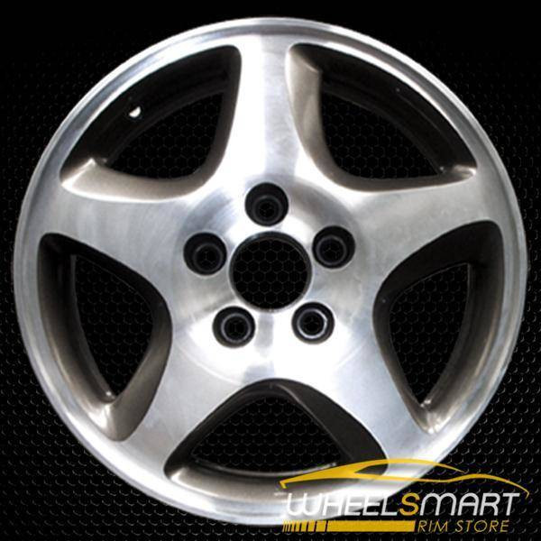 "16"" Acura TL OEM wheel 2002-2003 Machined alloy stock rim ALY71718U10"