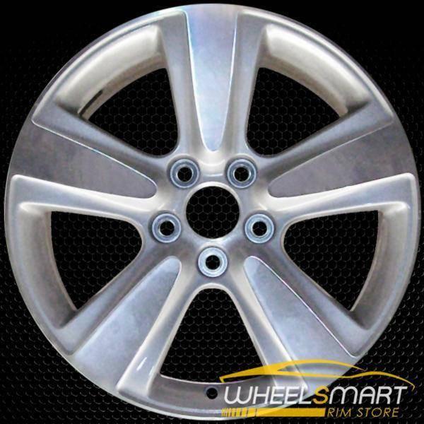 "18"" Acura MDX OEM wheel 2010-2013 Machined alloy stock rim ALY71793U15"