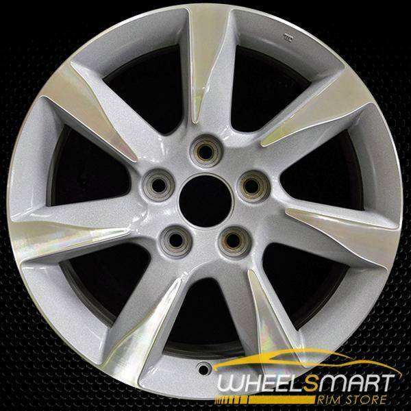 "17"" Acura TL OEM wheel 2012-2014 Machined alloy stock rim ALY71801U10"