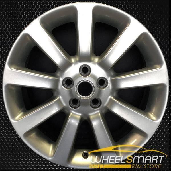 "20"" Land Rover Range Rover OEM wheel 2006-2009 Silver alloy stock rim ALY72197U20"