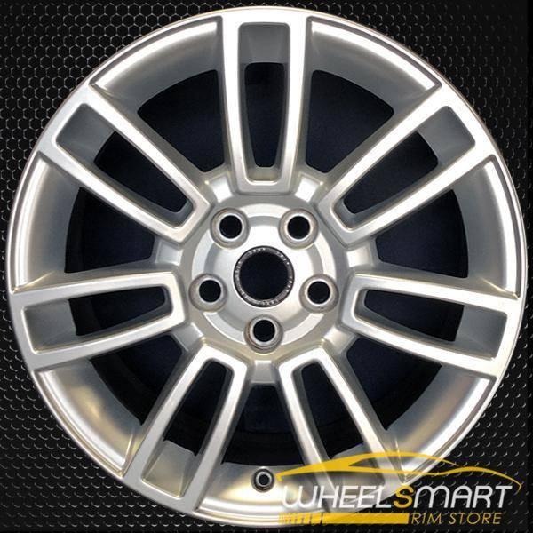 "19"" Land Rover Range Rover OEM wheel 2009-2012 Silver alloy stock rim ALY72210U20"