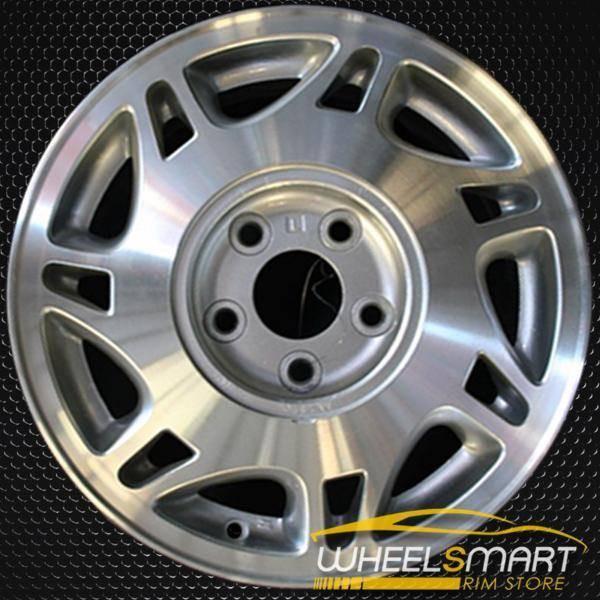 "15"" Infiniti J30 OEM wheel 1993-1997 Machined alloy stock rim ALY73637L10"