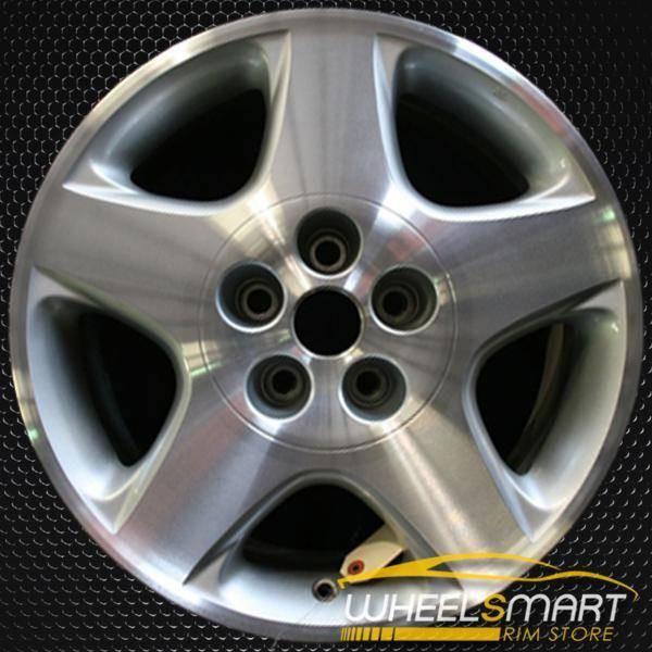 "17"" Infiniti Q45 OEM wheel 1999-2001 Machined alloy stock rim ALY73653U10"
