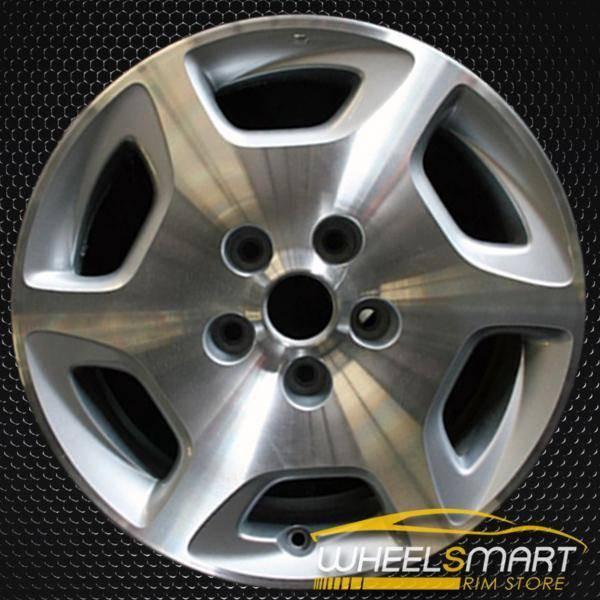 "16"" Infiniti I30 OEM wheel 2000-2001 Machined alloy stock rim ALY73655U10"