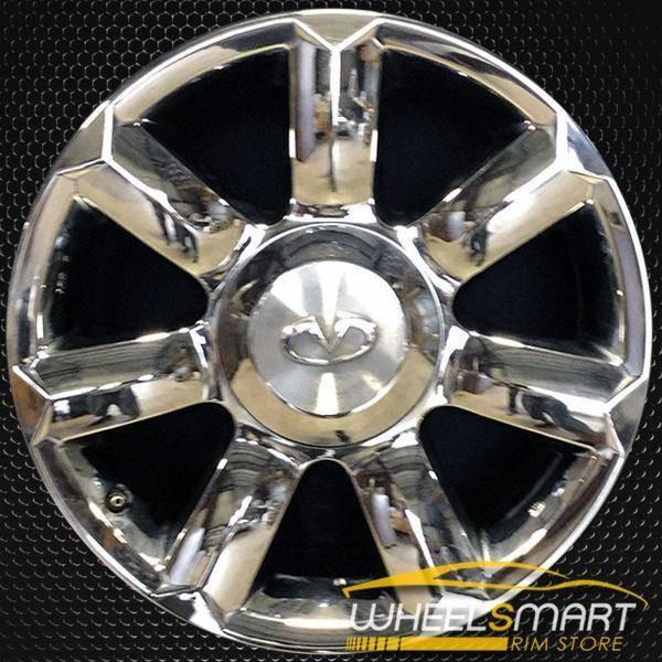 "18"" Infiniti QX56 OEM wheel 2004-2007 Chrome alloy stock rim ALY73679U85"