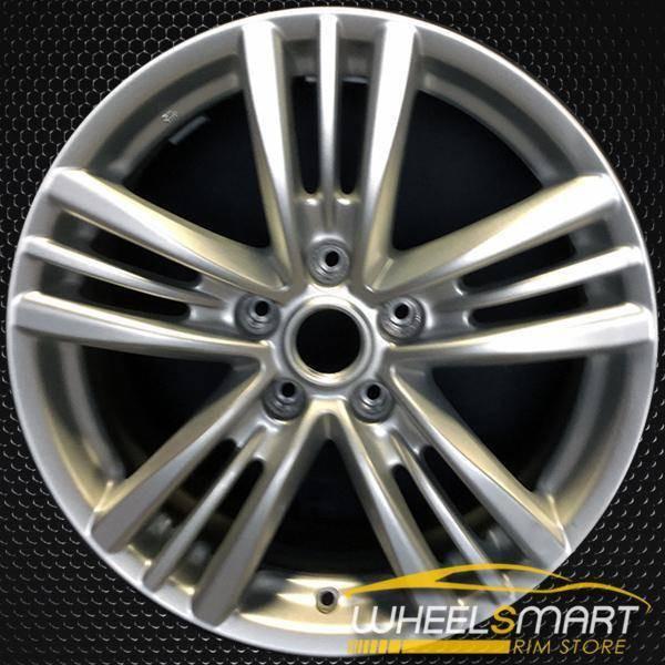 "17"" Infiniti G37 OEM wheel 2010 Silver alloy stock rim ALY73724U20"