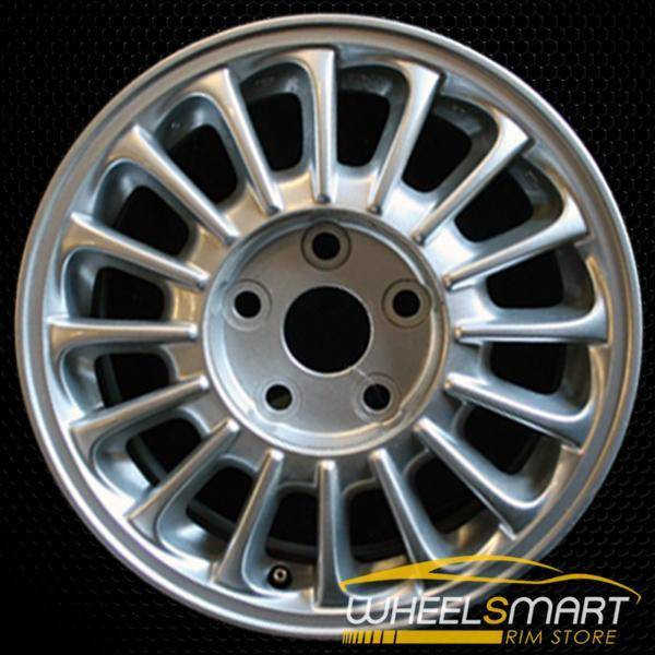 "15"" Lexus SC Series OEM wheel 1992-1994 Silver alloy stock rim ALY74133U10"