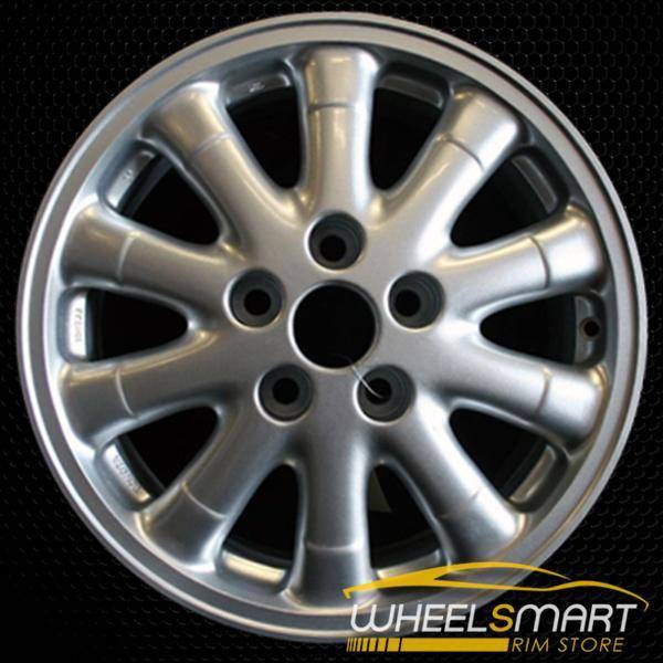 "16"" Lexus SC Series OEM wheel 1992-1994 Silver alloy stock rim ALY74135U10"