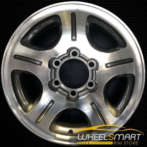 "16"" Lexus LX450 OEM wheel 1996-1998 Machined alloy stock rim ALY74143U10"
