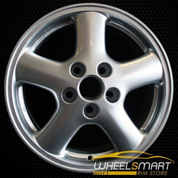 "16"" Lexus SC Series OEM wheel 1997-2000 Silver alloy stock rim ALY74149U10"