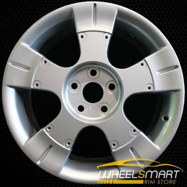 "18"" Lexus SC430 OEM wheel 2002-2010 Silver alloy stock rim ALY74160U20"