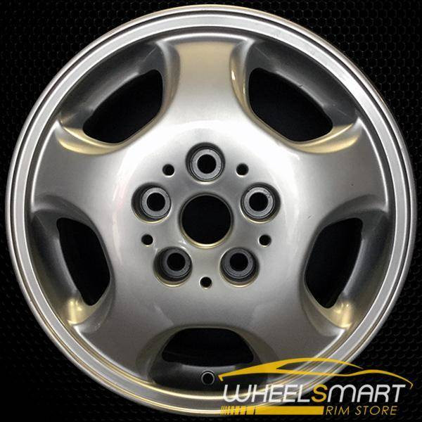 "15"" Lexus ES300 OEM wheel 1999 Silver alloy stock rim ALY74166U20"