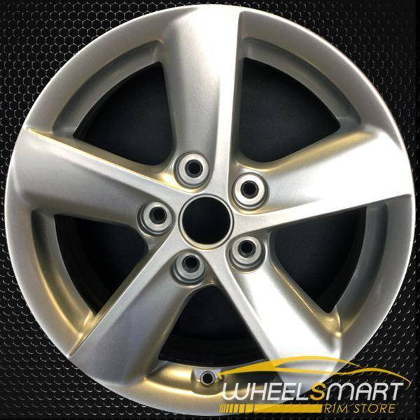 "16"" Kia Optima OEM wheel 2014-2015 Silver alloy stock rim ALY74689U20"