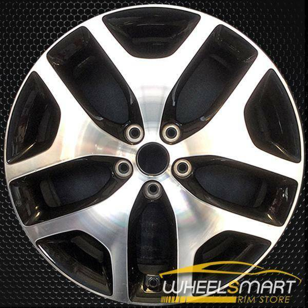 "19"" Kia Sorento OEM wheel 2016-2018 Machined alloy stock rim ALY74738U77"