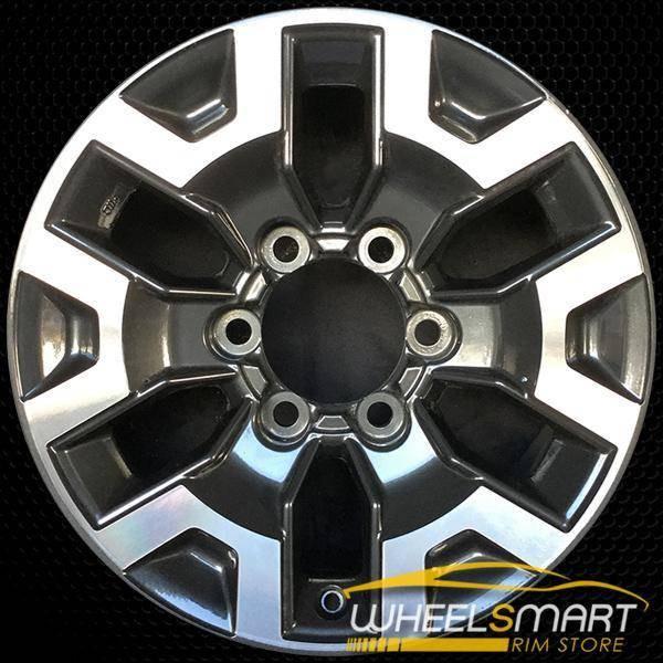 """16"""" Toyota Tacoma OEM wheel 2016-2018 Machined alloy stock rim ALY75189U30"""
