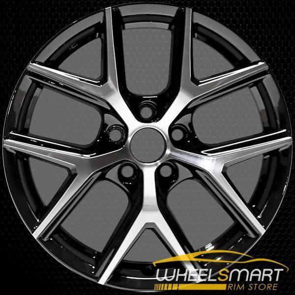 "18"" Toyota RAV4 OEM wheel 2016-2018 Machined alloy stock rim 75201"