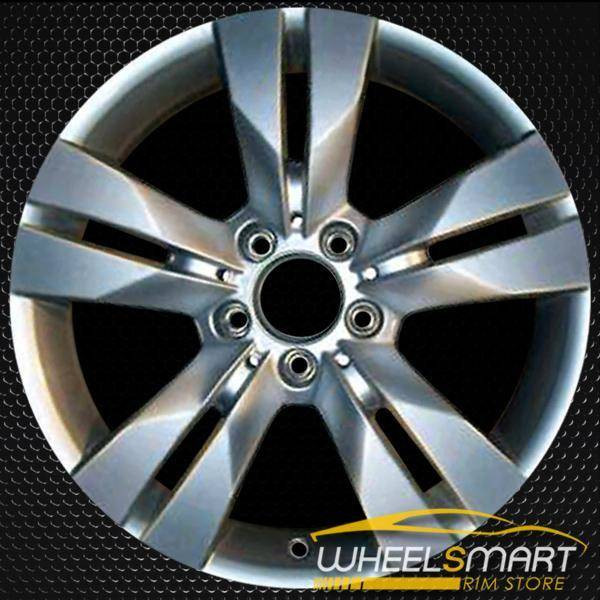 "17"" Mercedes SLK350 OEM wheel 2009-2010 Silver alloy stock rim ALY85087U20"