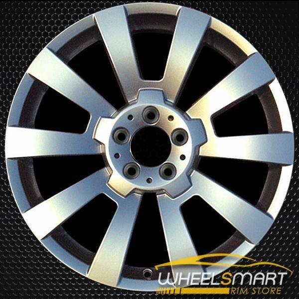 """19"""" Mercedes GLK350 OEM wheel 2010-2012 Silver alloy stock rim ALY85095U20"""