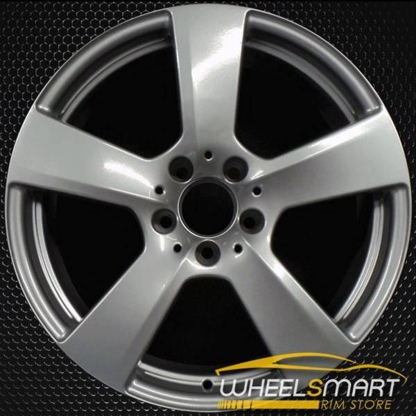 "18"" Mercedes E350 OEM wheel 2010-2011 Silver alloy stock rim ALY85130U20"