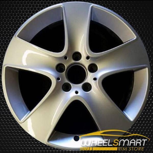 """17"""" Mercedes CLA250 OEM wheel 2015-2018 Silver alloy stock rim 85391 ALY85391U20"""