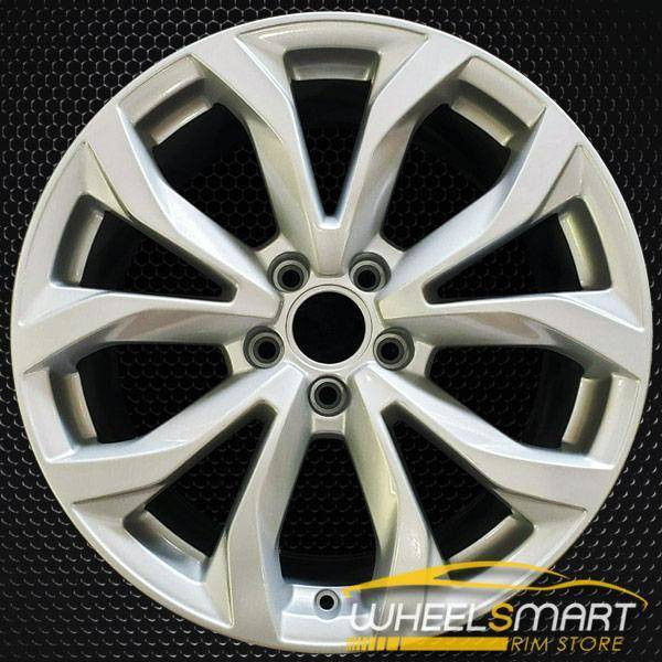 "18"" Audi A6 OEM wheel 2017-2018 Silver alloy stock rim 59094 97790"
