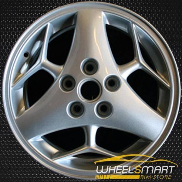 "16"" Pontiac Grand Prix OEM wheel 2000-2003 Silver alloy stock rim ALY06543U20"