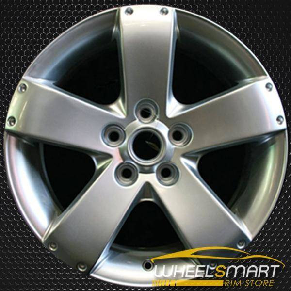 "17"" Pontiac Torrent OEM wheel 2006-2009 Silver alloy stock rim 6600 ALY06600U20"