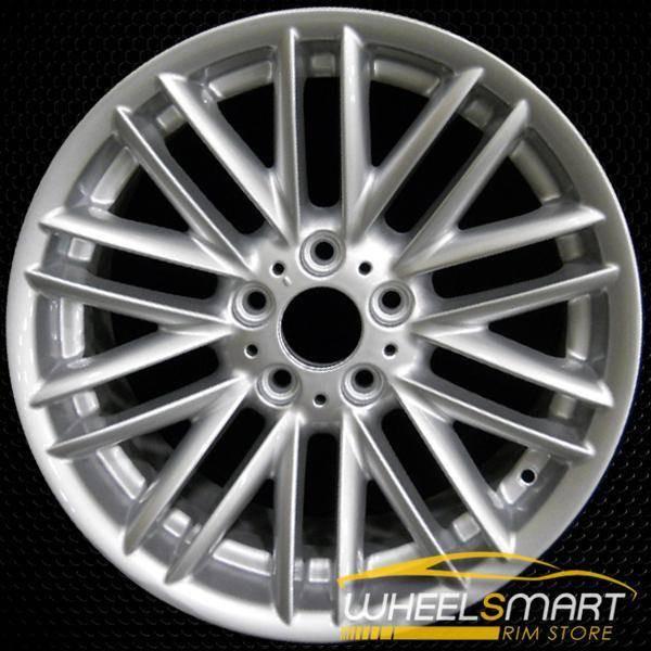 "18"" BMW 7 Series OEM wheel 2002-2008 Silver alloy stock rim ALY59393U20"