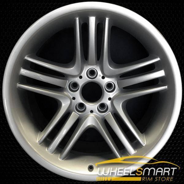 "19"" BMW 7 Series OEM wheel 2002-2008 Silver alloy stock rim ALY59400U20"