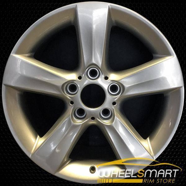 "17"" BMW 3 Series OEM wheel 2001-2006 Silver alloy stock rim ALY59430U20"