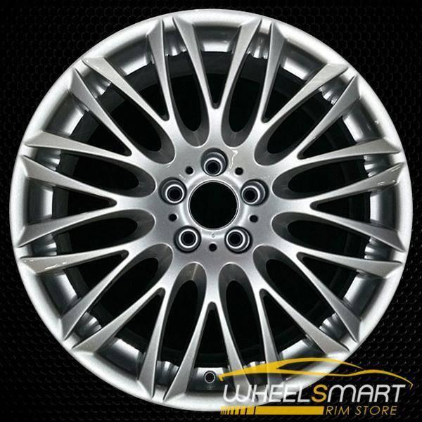 "20"" BMW 7 Series OEM wheel 2002-2008 Silver alloy stock rim ALY59442U20"