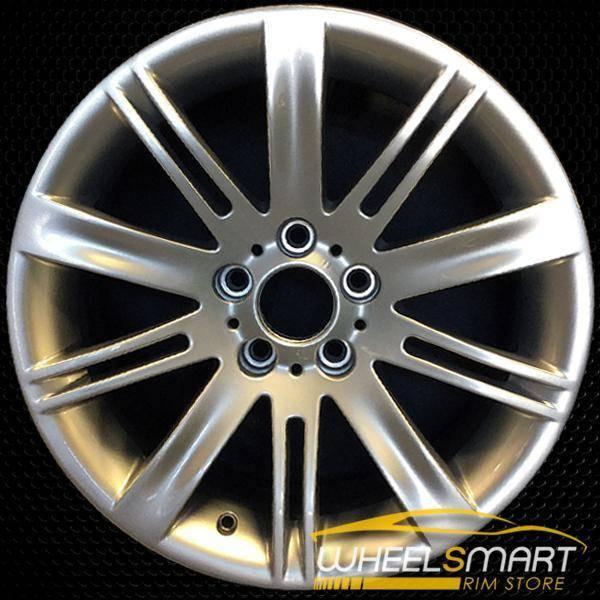 "18"" BMW 6 series OEM wheel 2004-2010 Silver alloy stock rim ALY59488U20"