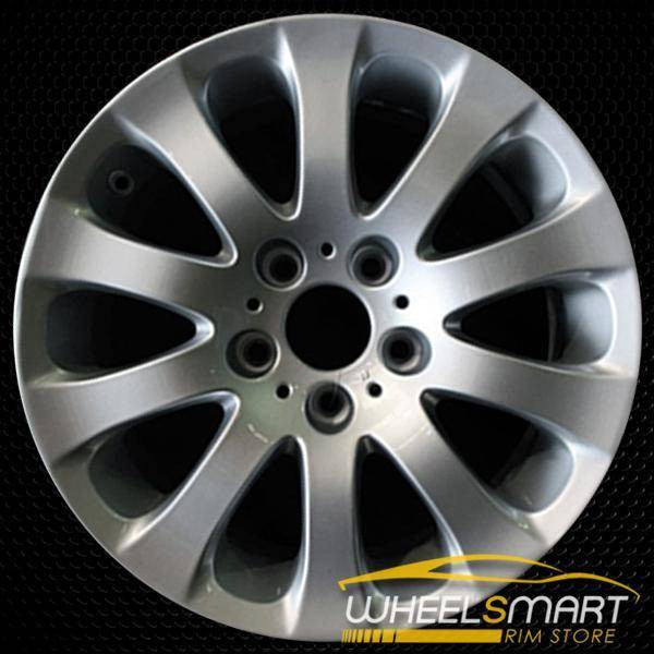 "17"" BMW 3 Series OEM wheel 2006-2013 Silver alloy stock rim ALY59582U20"