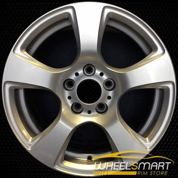 "17"" BMW 3 Series OEM wheel 2006-2013 Silver alloy stock rim ALY59611U20"